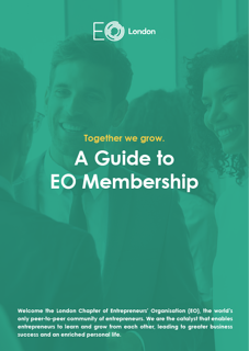 EO Memberhip eBook - Front Cover